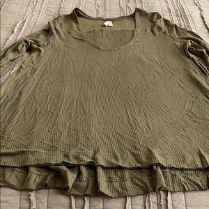 Free People Tunic/Shirt